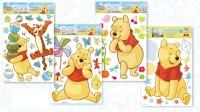 Winnie the pooh wall sticker 65x60cm