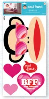Paul Frank Wall Sticker 32x60cm