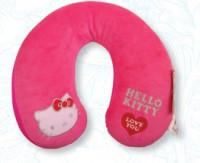 Hello Kitty neck pillow 34x34cm
