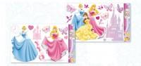 Disney Princess Wall Sticker 90x60cm